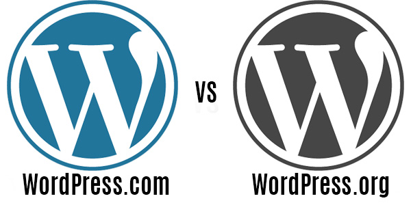 Différence WordPress.com - WordPress.org