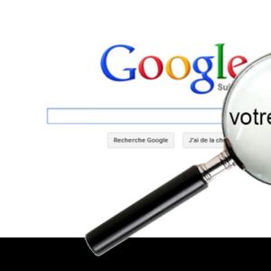 Première position Google